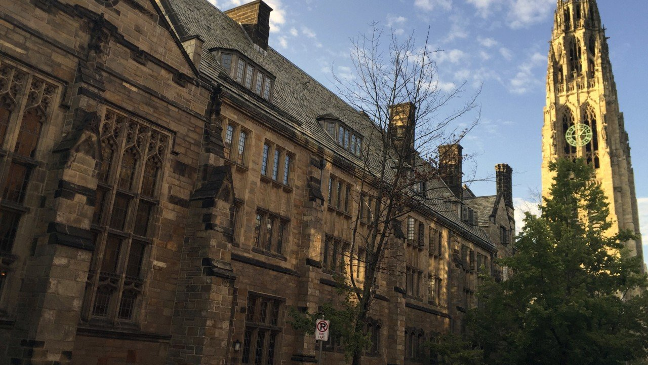 Yale discriminates against Asians, whites in its admission policies, US Justice Department says