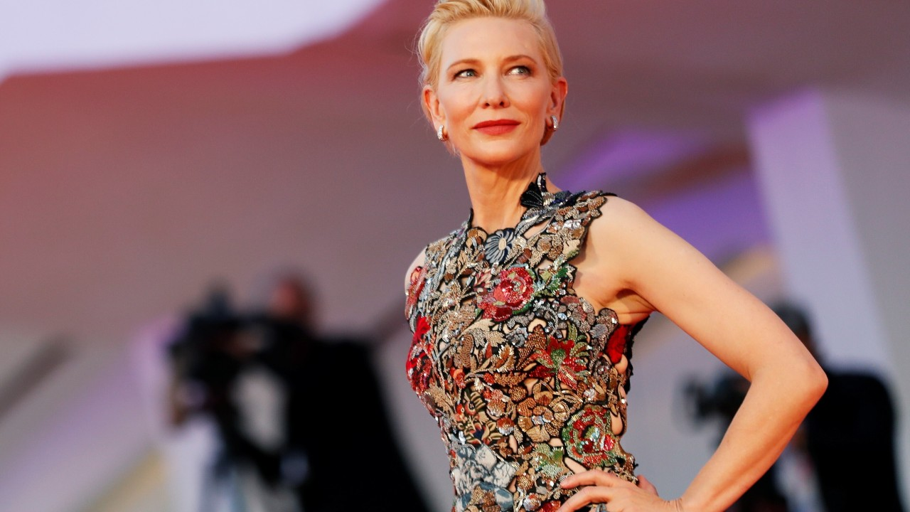 Why Cate Blanchett is raiding her closet for red-carpet looks – 'it's chic to repeat'