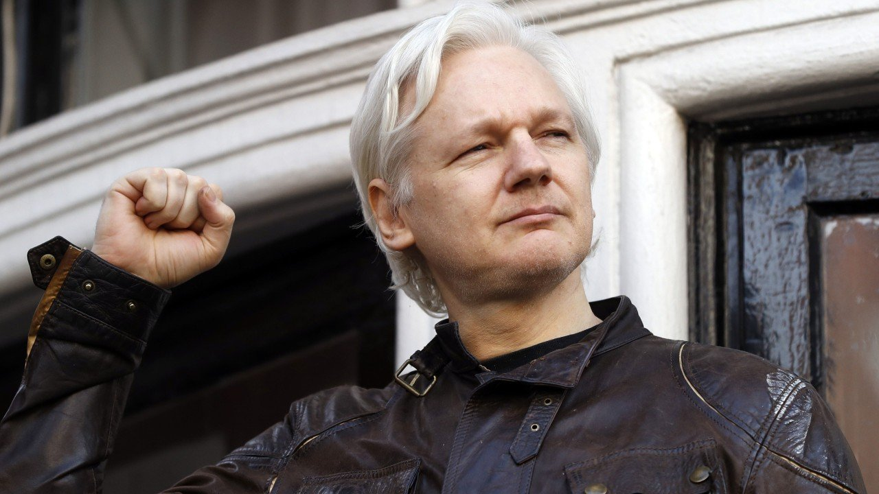 Trump offered to pardon Assange if he provided source for Democratic emails, London court hears