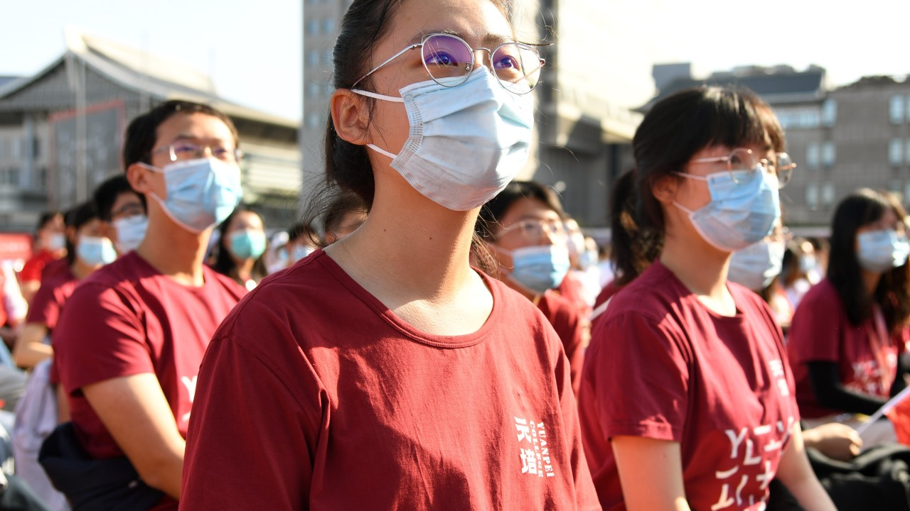 Coronavirus: Students protest against China university lockdowns citing lack of virus cases, lack of consistency