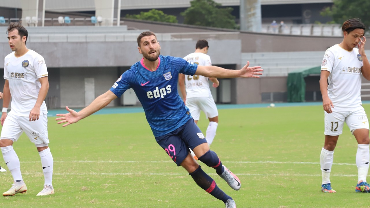 Kitchee in driver's seat for Hong Kong Premier League title after 3-2 victory over rivals R&F