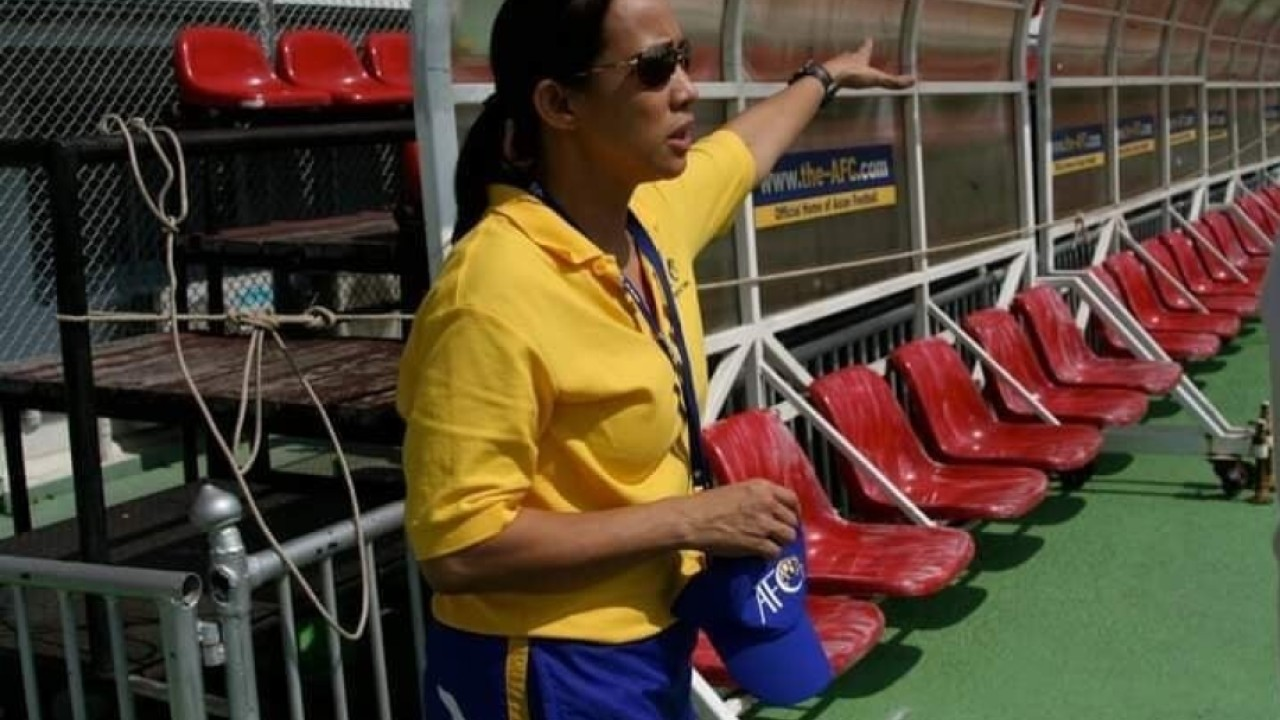 Filipino football stalwart Cristina Ramos says women who speak up about sexual harassment are portrayed as troublemakers
