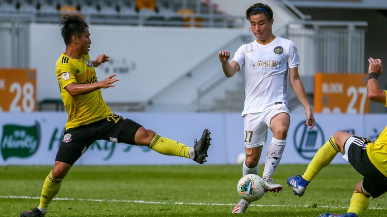 R&F keep slim Hong Kong Premier League title hopes alive with win over Lee Man