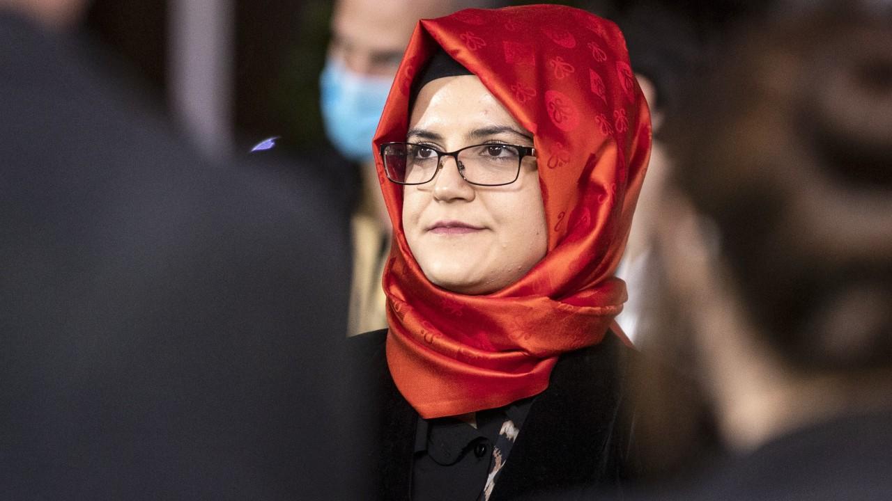 Jamal Khashoggi's fiancée sues Saudi prince Mohammed bin Salman in US over journalist's murder