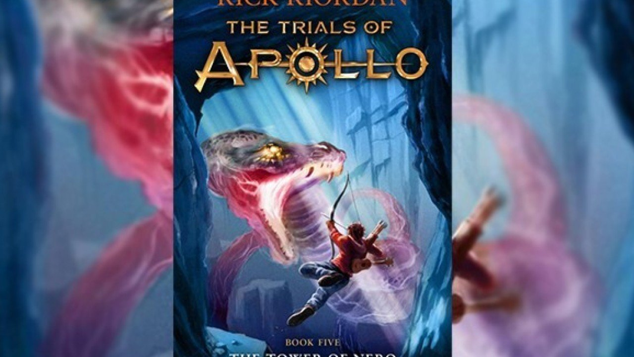 'The Tower of Nero' book review: final volume of 'The Trials of Apollo' series