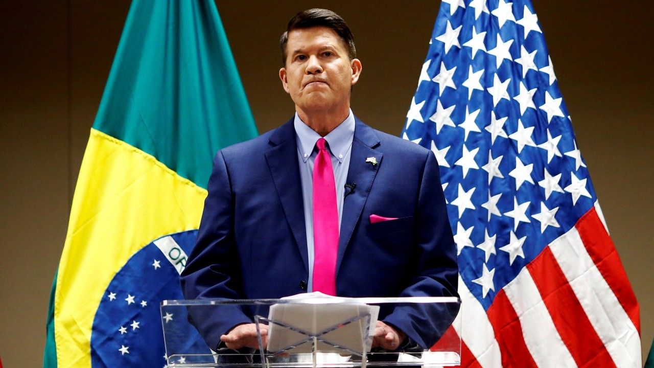China-US ties: Chinese embassy in Brazil hits back as Brasilia joins America's 'Clean Network'