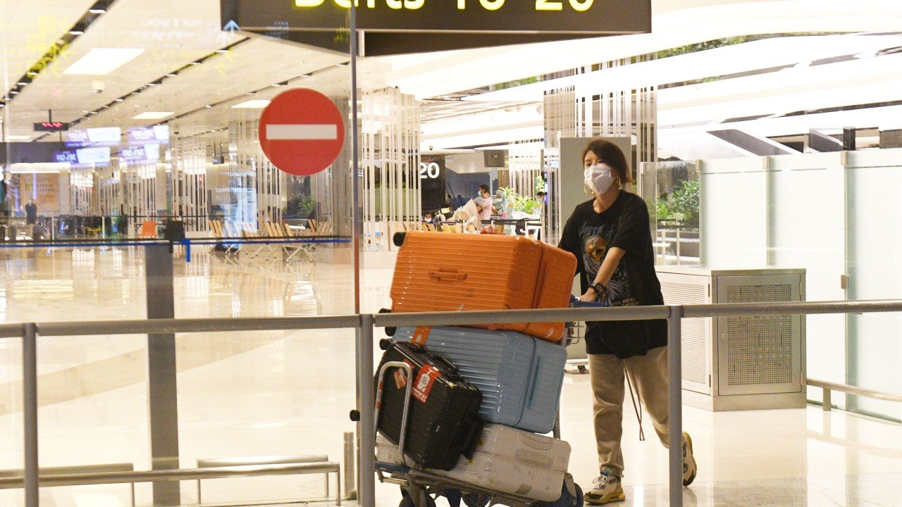 Travel bubble: Singapore requires on-arrival test for Hong Kong travellers