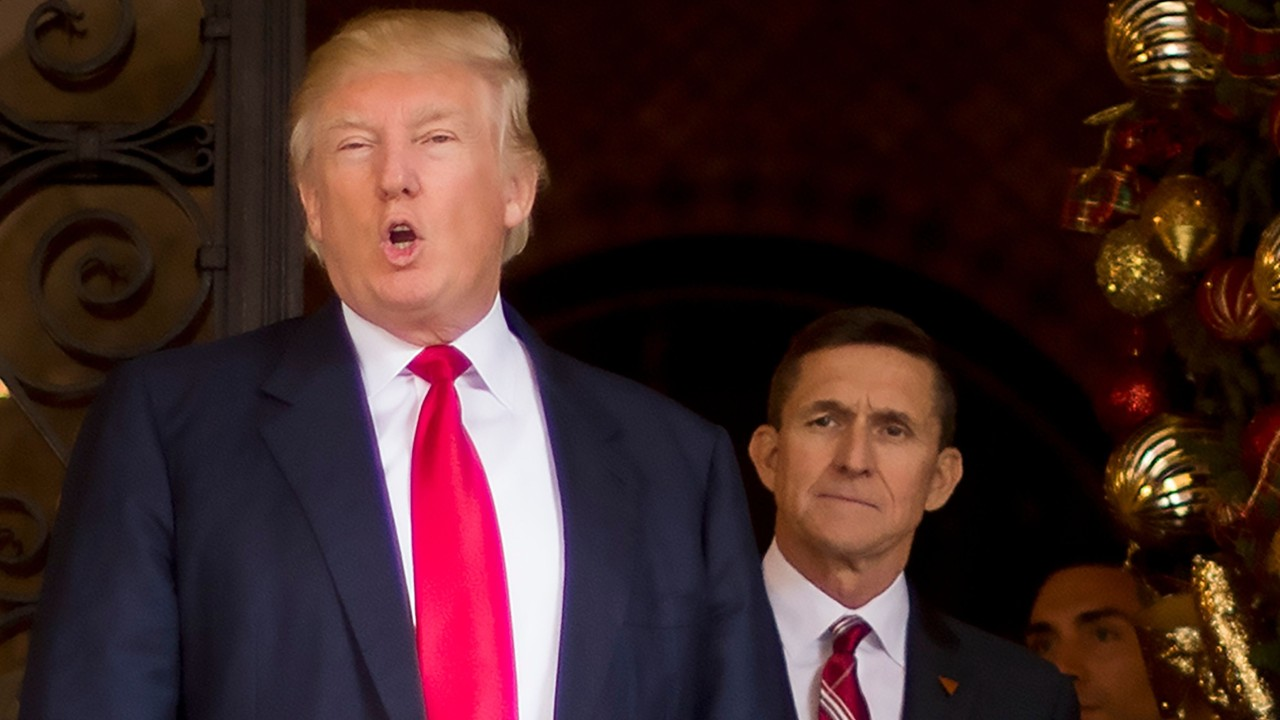 Donald Trump 'plans to pardon' former aide Michael Flynn
