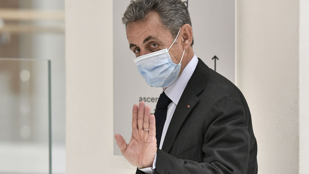 Ex-French president Nicolas Sarkozy slams 'six years of slander' at corruption trial