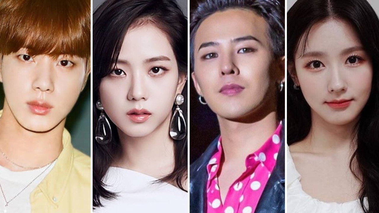 What if BTS member Jin debuted with Exo? Or Blackpink's Jisoo with Red Velvet, or Big Bang's G-Dragon with TVXQ? Meet 6 K-pop stars who almost joined different groups
