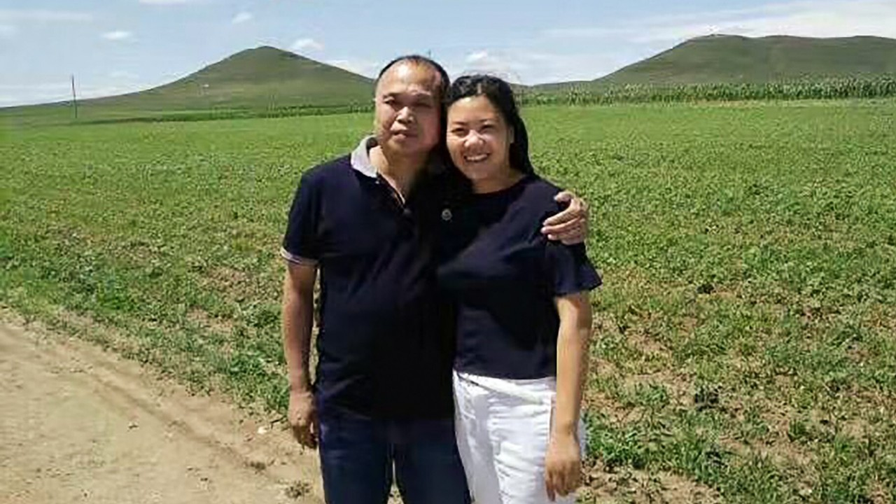 Chinese human rights lawyer Yu Wensheng in poor health after years in jail, wife says