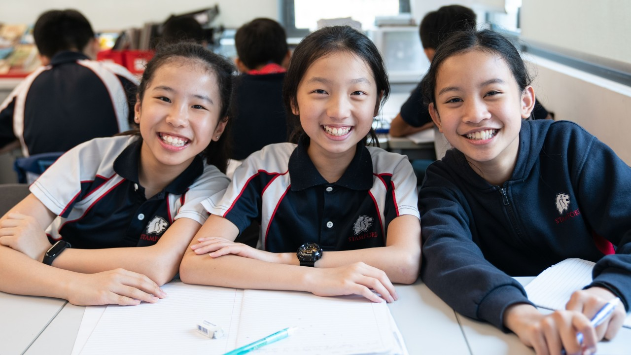 Why focus on social-emotional development helps international school's students 'reach full potential'