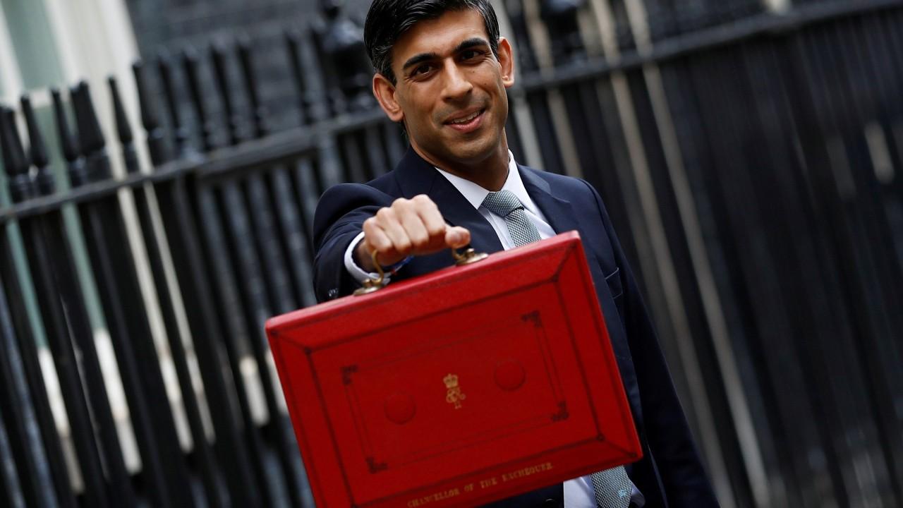 , [:en]UK finance chief Rishi Sunak to supply £5 billion in grants to pandemic-hit companies in finances[:], Laban Juan