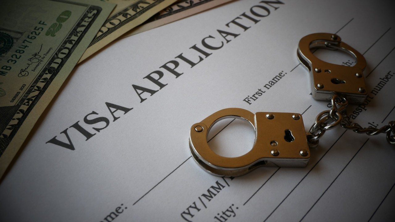 Pair accused in US visa fraud, college admission scheme for foreigners