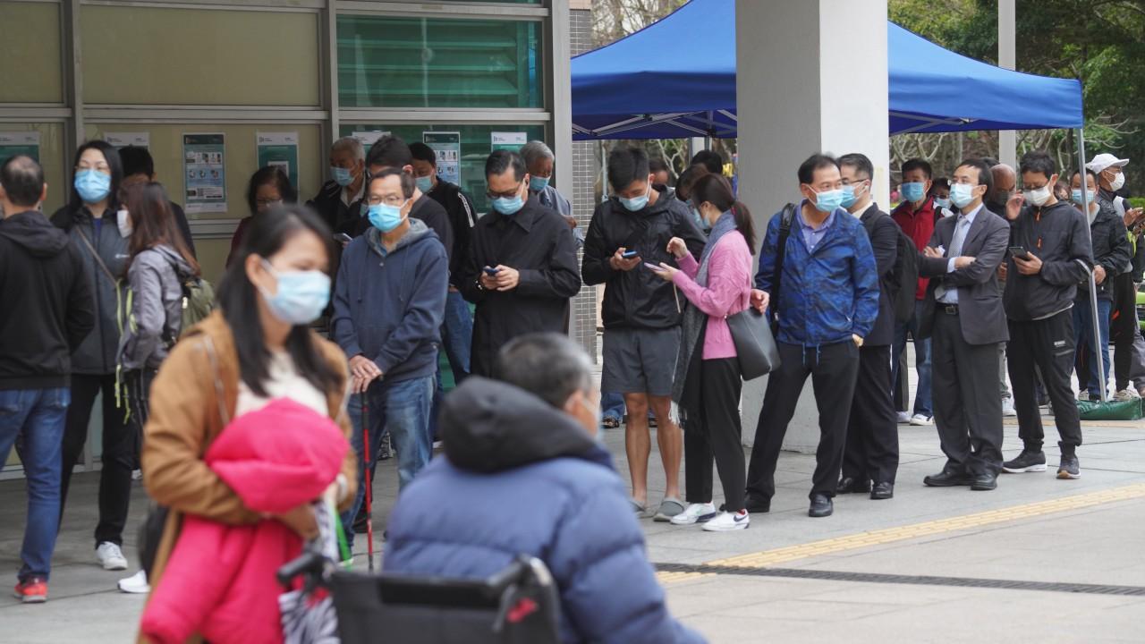 Coronavirus: Hong Kong take-up for vaccination bookings falls after medical incidents involving Sinovac jab recipients