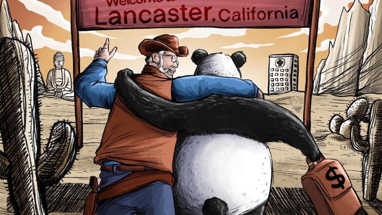 Mayor R. Rex Parris delights in rattling cages, putting Lancaster, California, on the map in China and beyond