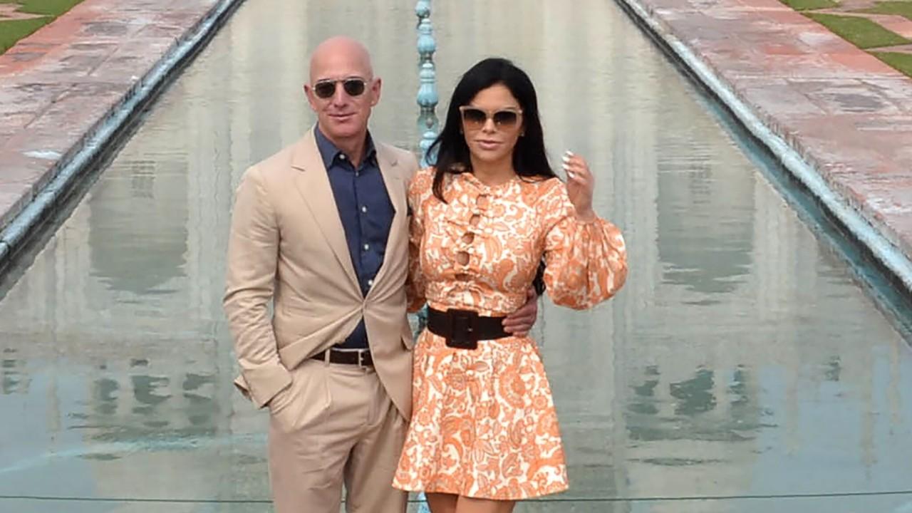 Amazon boss Jeff Bezos is reportedly building a 127-metre luxury yacht