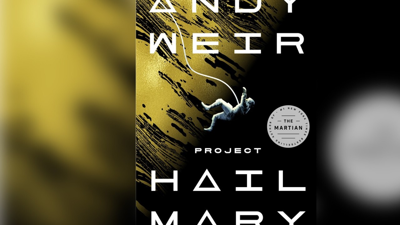 'Project Hail Mary' book review: Andy Weir's latest is an out-of-this-world tale of science and friendship