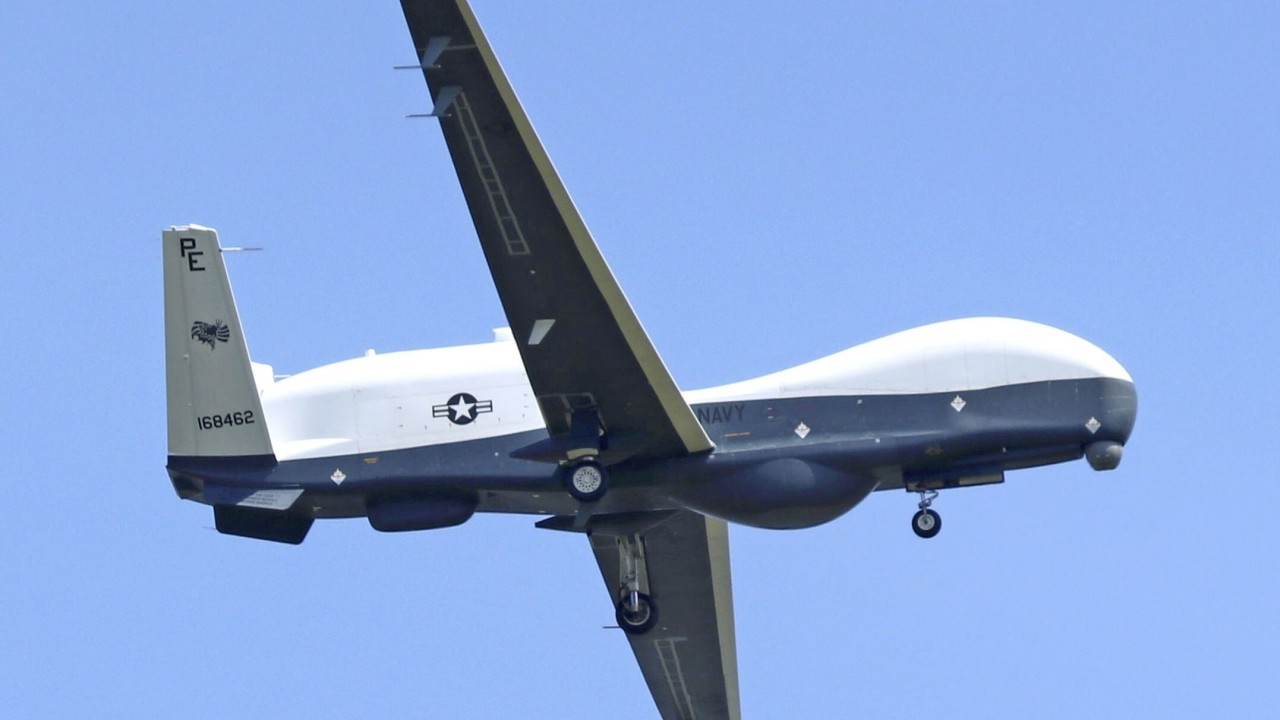 US to make greater use of drones to spy on China, experts say