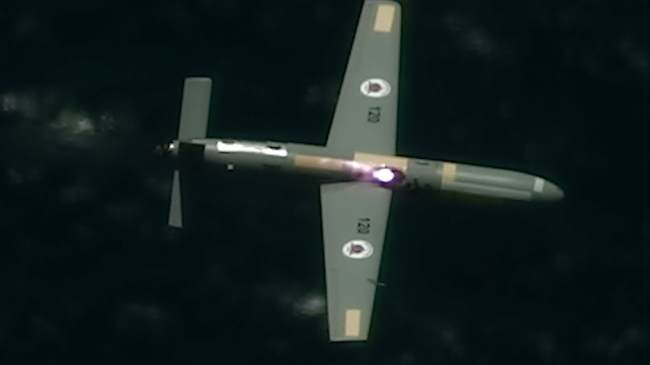 Israel tests high-power 'airborne laser', shoots down drones