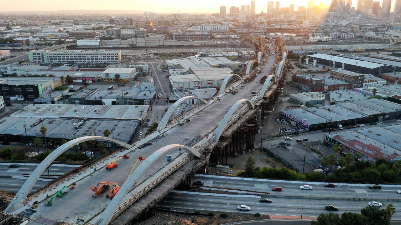 US senators unveil US$1 trillion infrastructure bill: 'this is big'