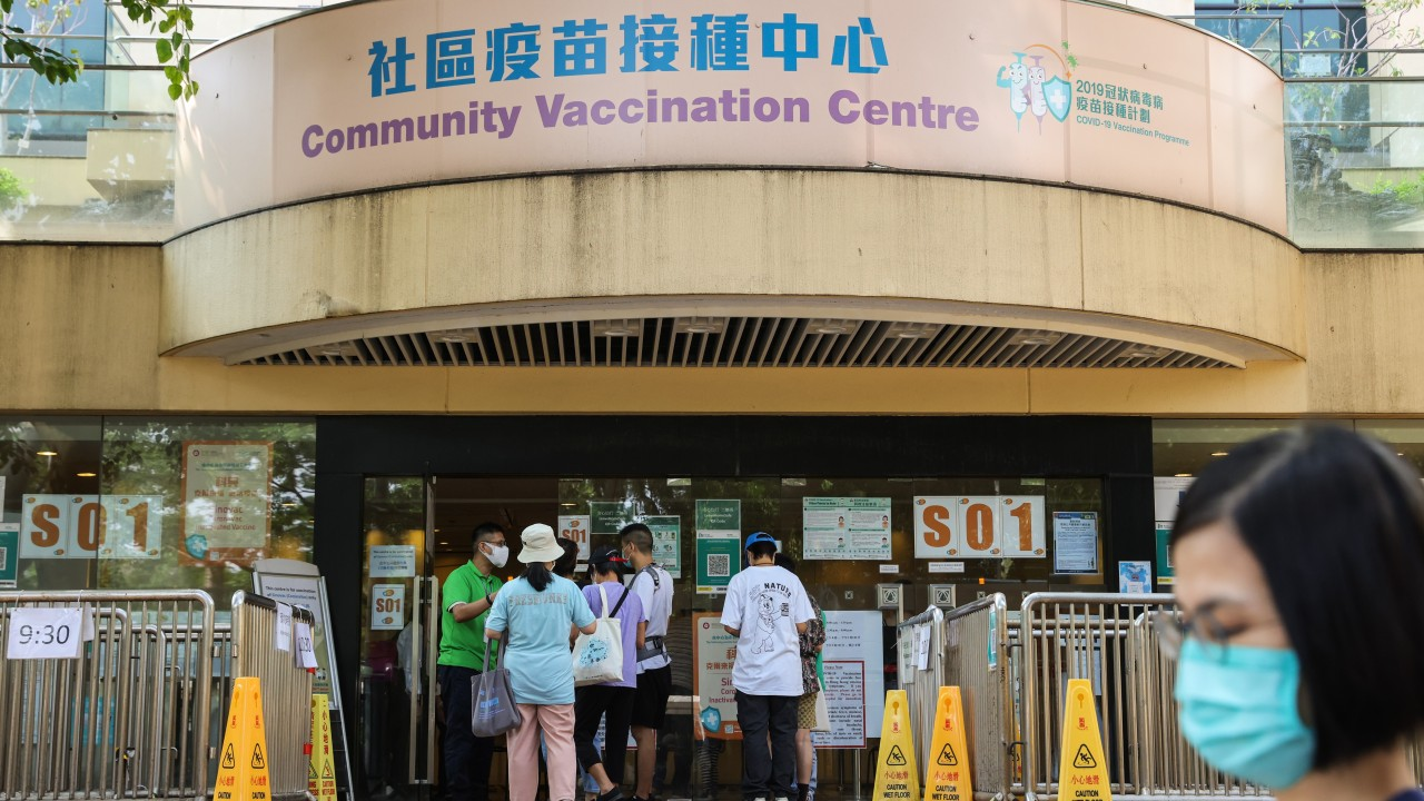 Coronavirus: Vaccinated Hongkongers infected with the Delta variant can still be highly contagious