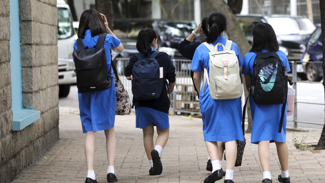 Coronavirus: Vaccinated students in Hong Kong could soon head back to school for full-day lessons