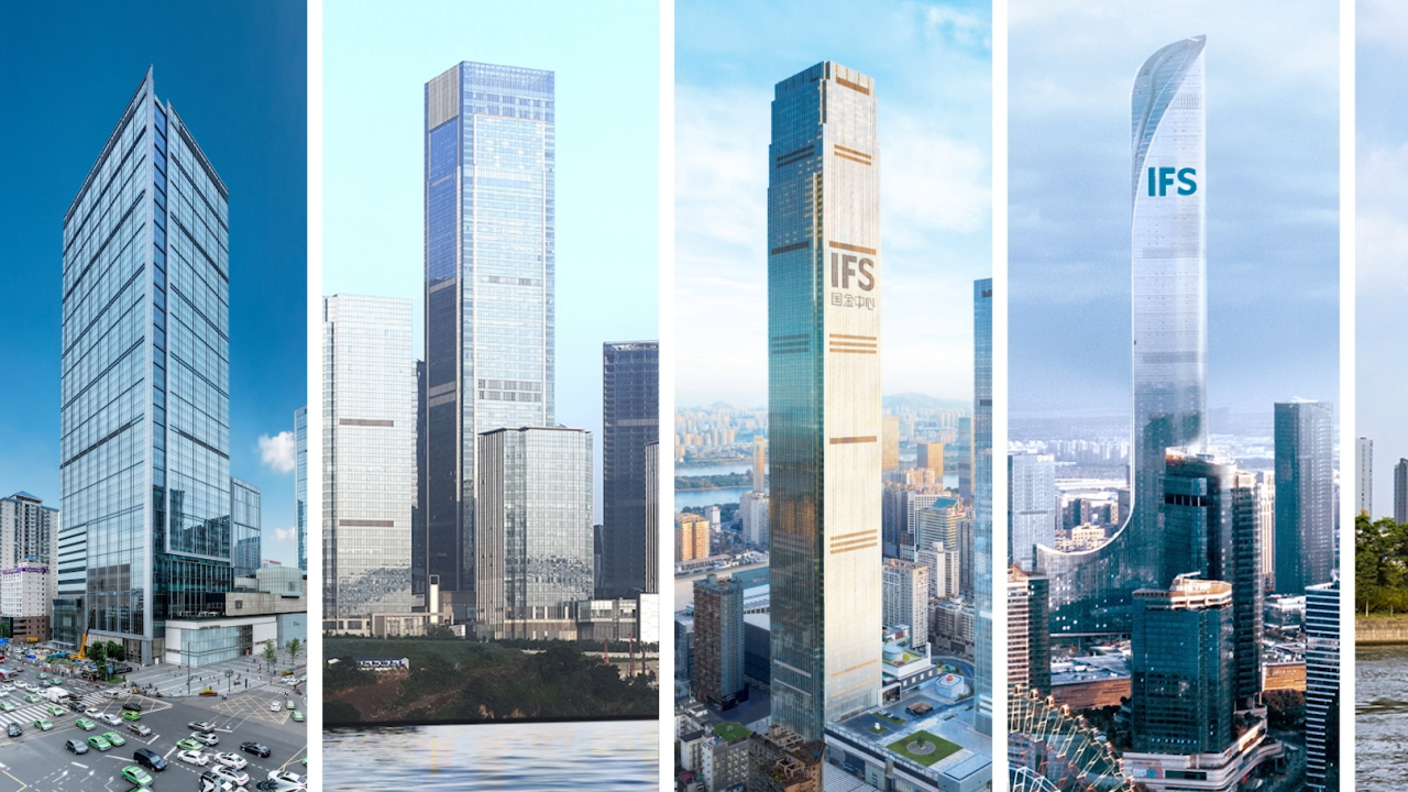 How Wharf's 'future-proof' commercial developments have helped Chinese cities develop