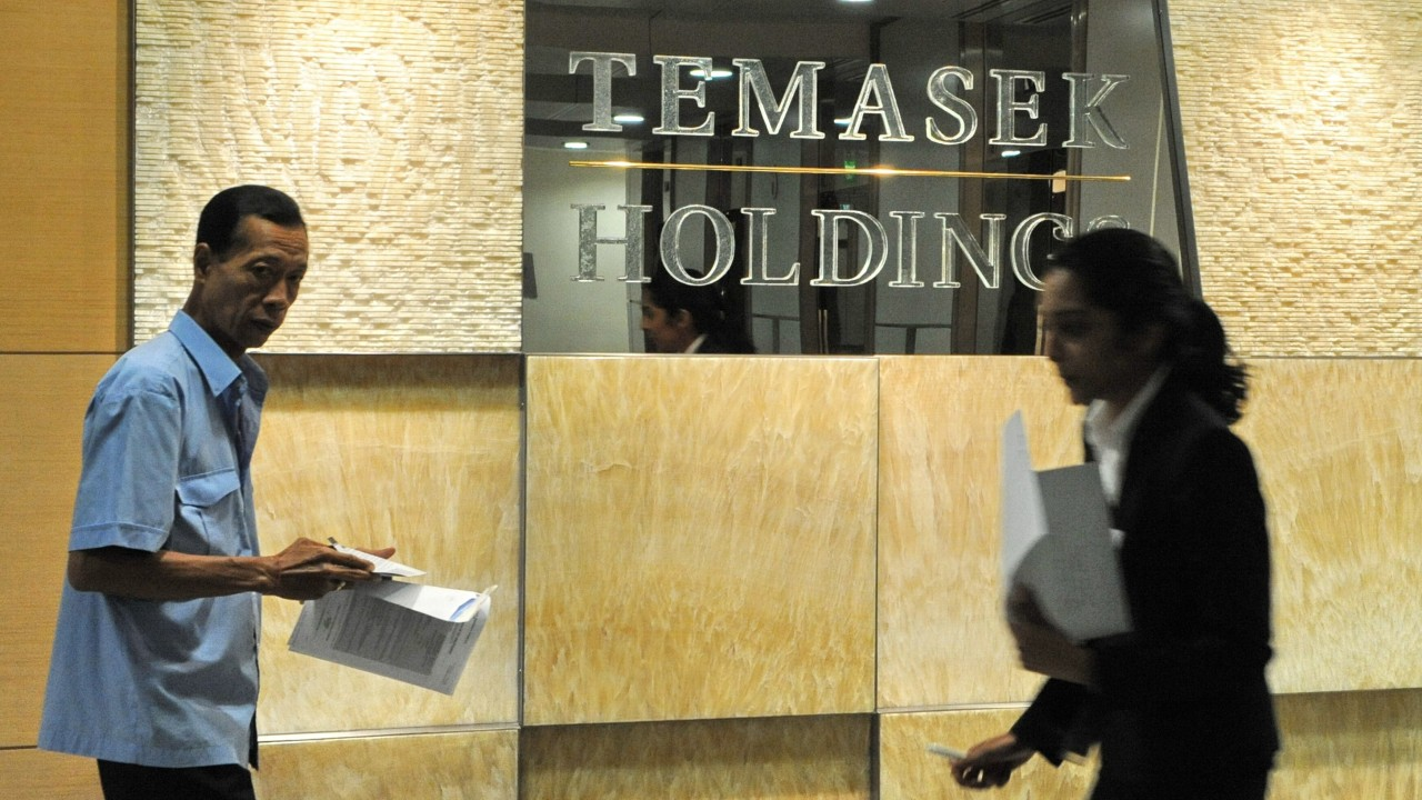 Temasek walked into market minefield last quarter with new bets on Chinese education stocks, Didi Global before July slump