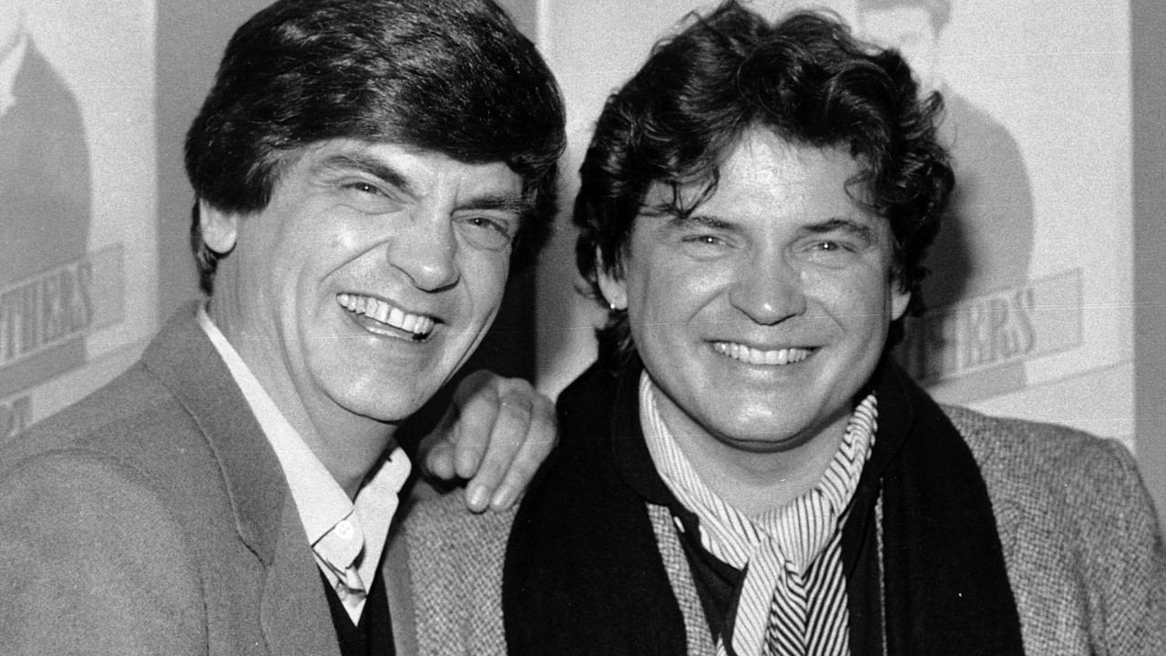 Singer Don Everly, of American rock 'n' roll duo Everly Brothers, dies at 84