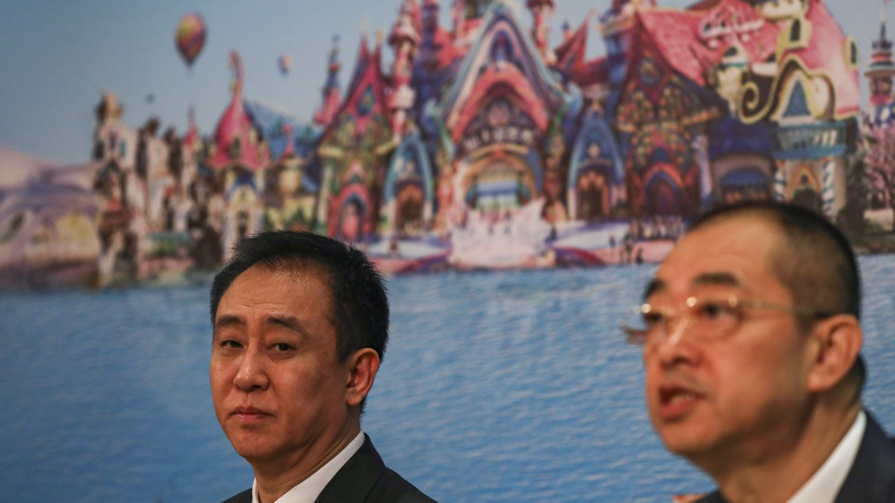 China Evergrande's survival battle gets ugly with warning of imminent slump in earnings