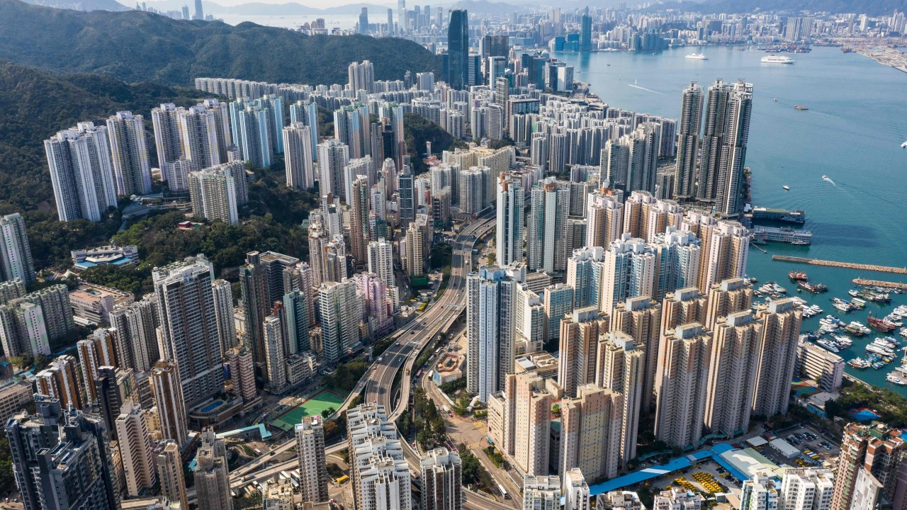 Commercial real estate deals soar in Hong Kong as easy loans prompt buyers to snap up offices, shops and even car parking bays