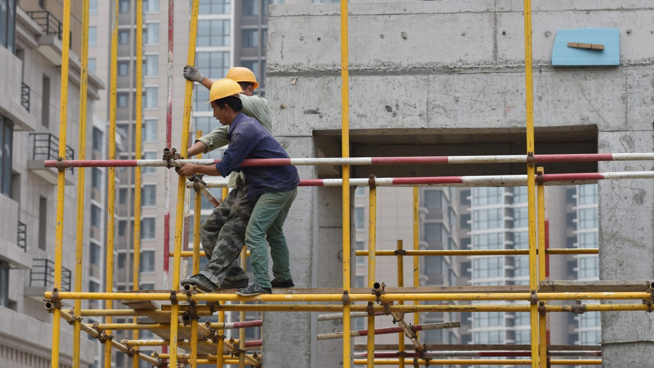 Is China at its 'Volcker Moment' as real estate curbs spiral out of control? More economists are joining the chorus in saying yes