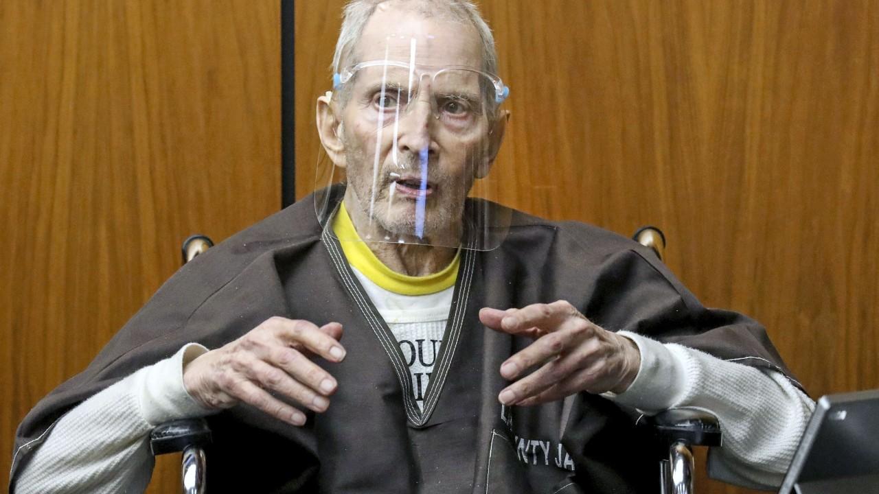 US multimillionaire Robert Durst convicted of murdering best friend