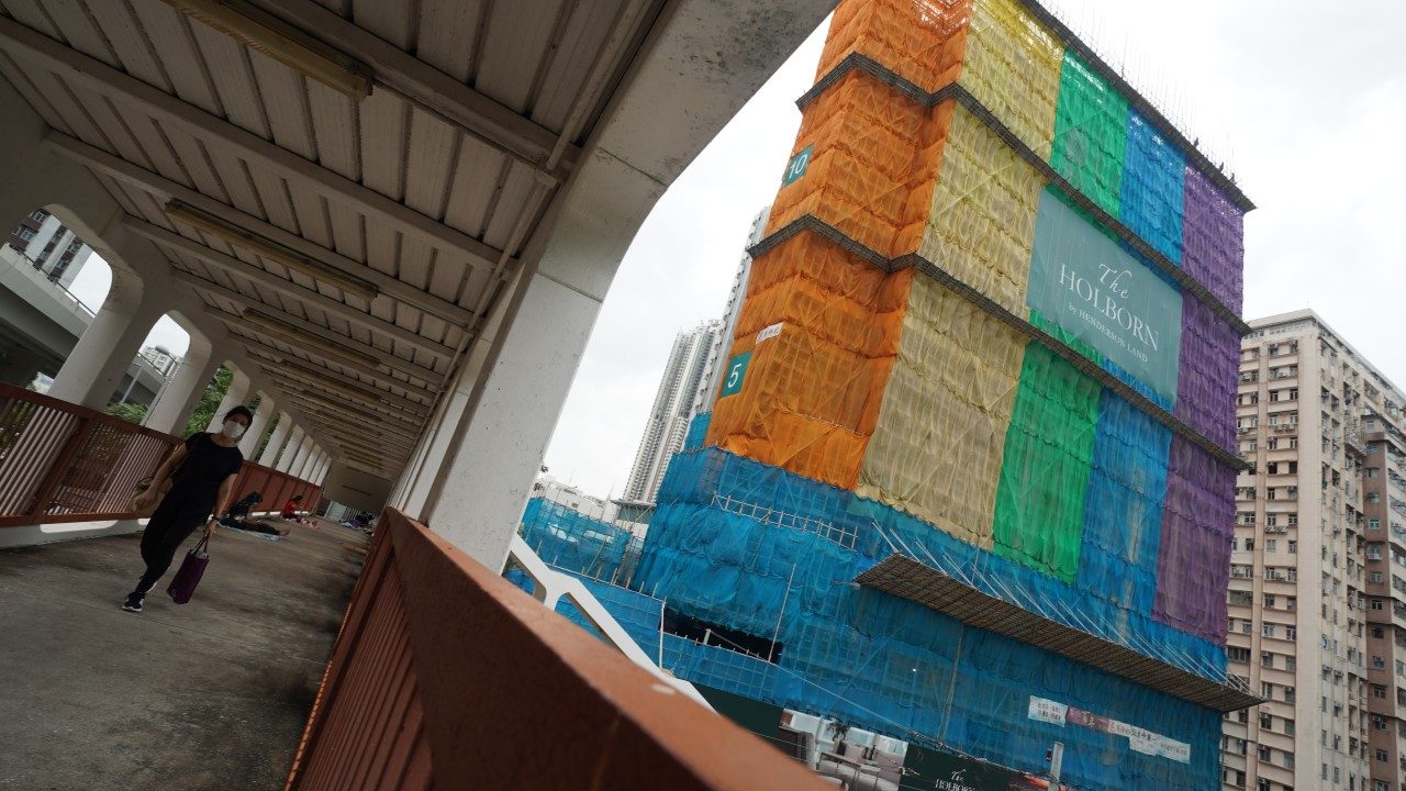 Hong Kong's weekend homebuyers balk at Henderson's The Holborn amid supply increase