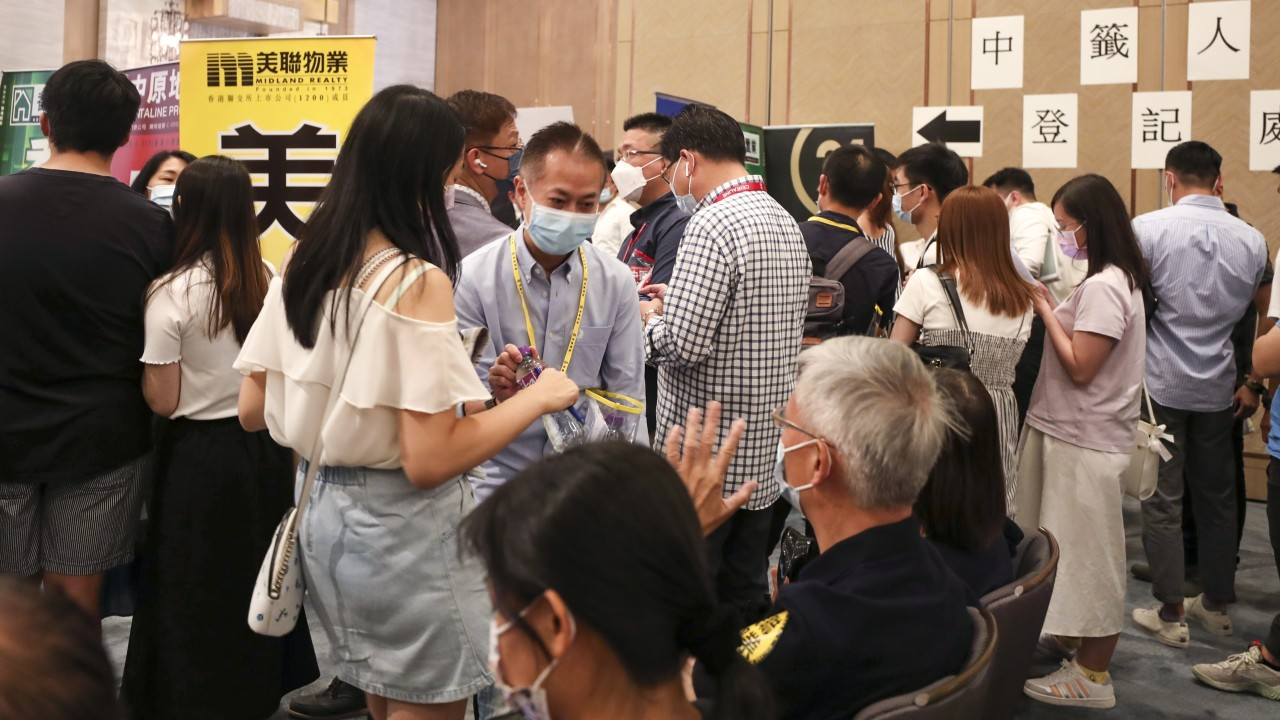 Sun Hung Kai Properties, Wheelock among developers rushing to build small flats as Hong Kong home prices approach all-time high