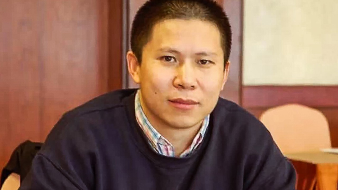 Chinese civil rights activist Xu Zhiyong accused of plotting 'colour revolution' to subvert state power