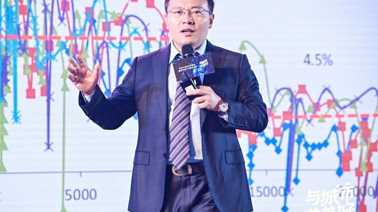 Evergrande's million-dollar former economist says his counsel fell on deaf ears as he disowns developer's debt-fuelled growth