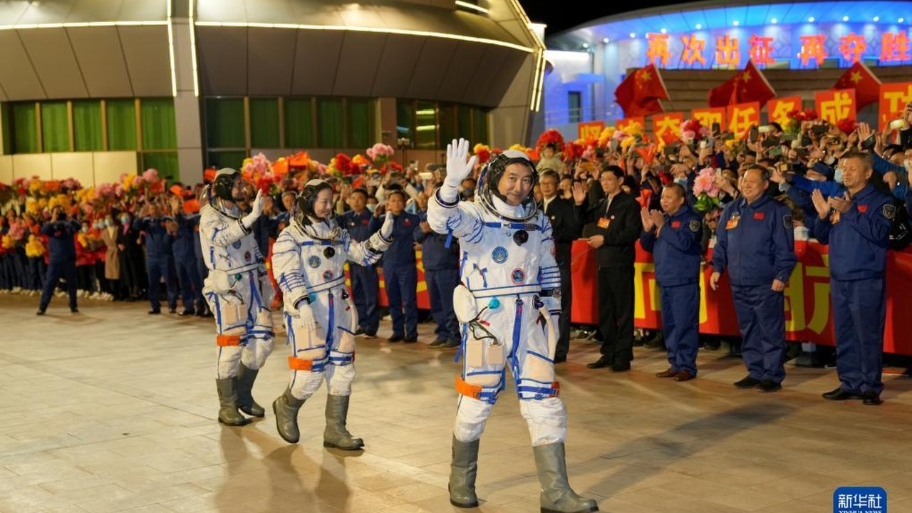 Countdown nears for China space station astronauts' six-month mission