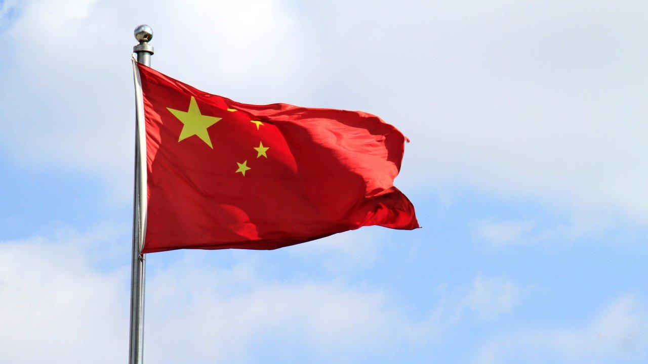 Hong Kong man arrested on suspicion of desecrating Chinese flag on National Day