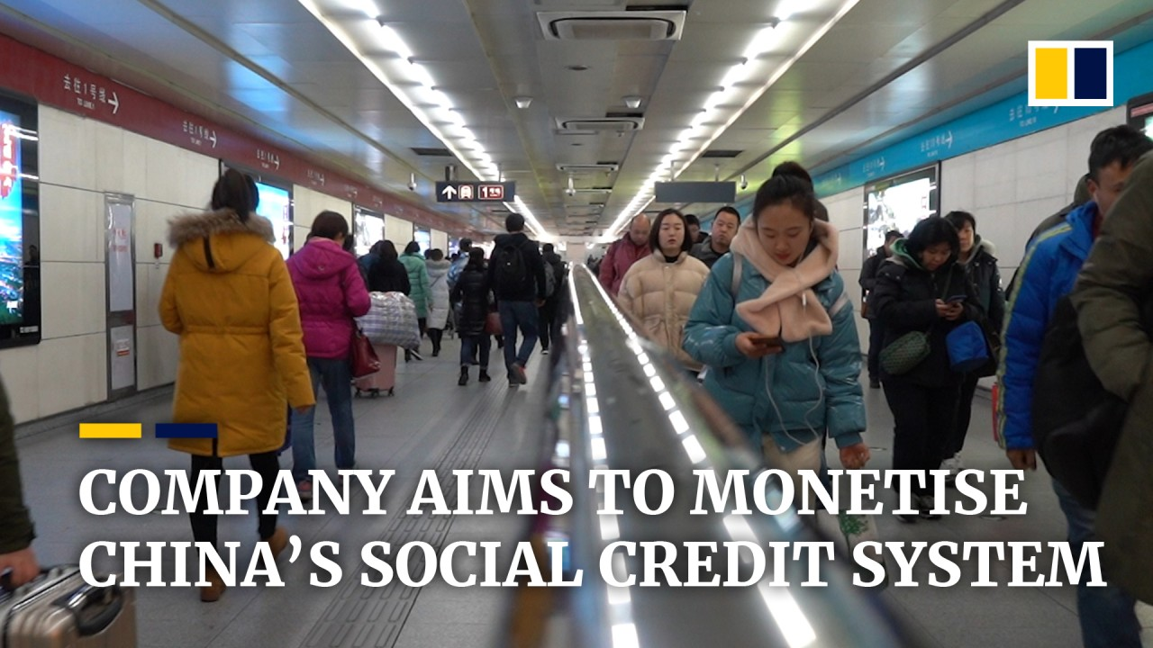 China pushing ahead with controversial corporate social credit rating system for 33 million firms