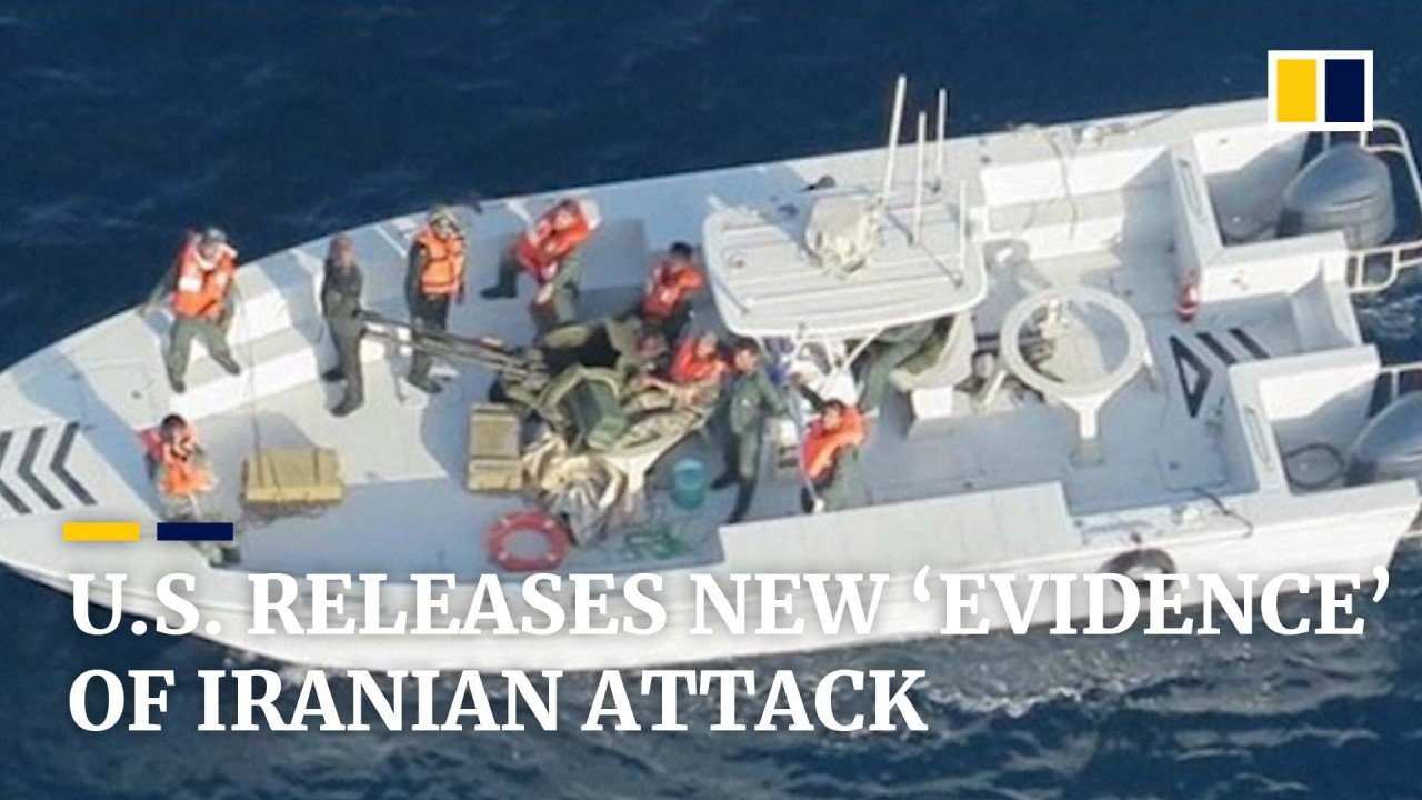 Red Sea attack: Iranian oil tanker hit by suspected missile strikes near Saudi coast