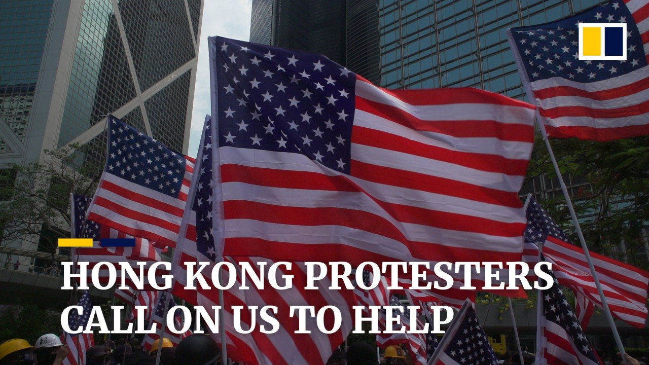 The sad irony in Hong Kong protesters' fight for democratic freedoms
