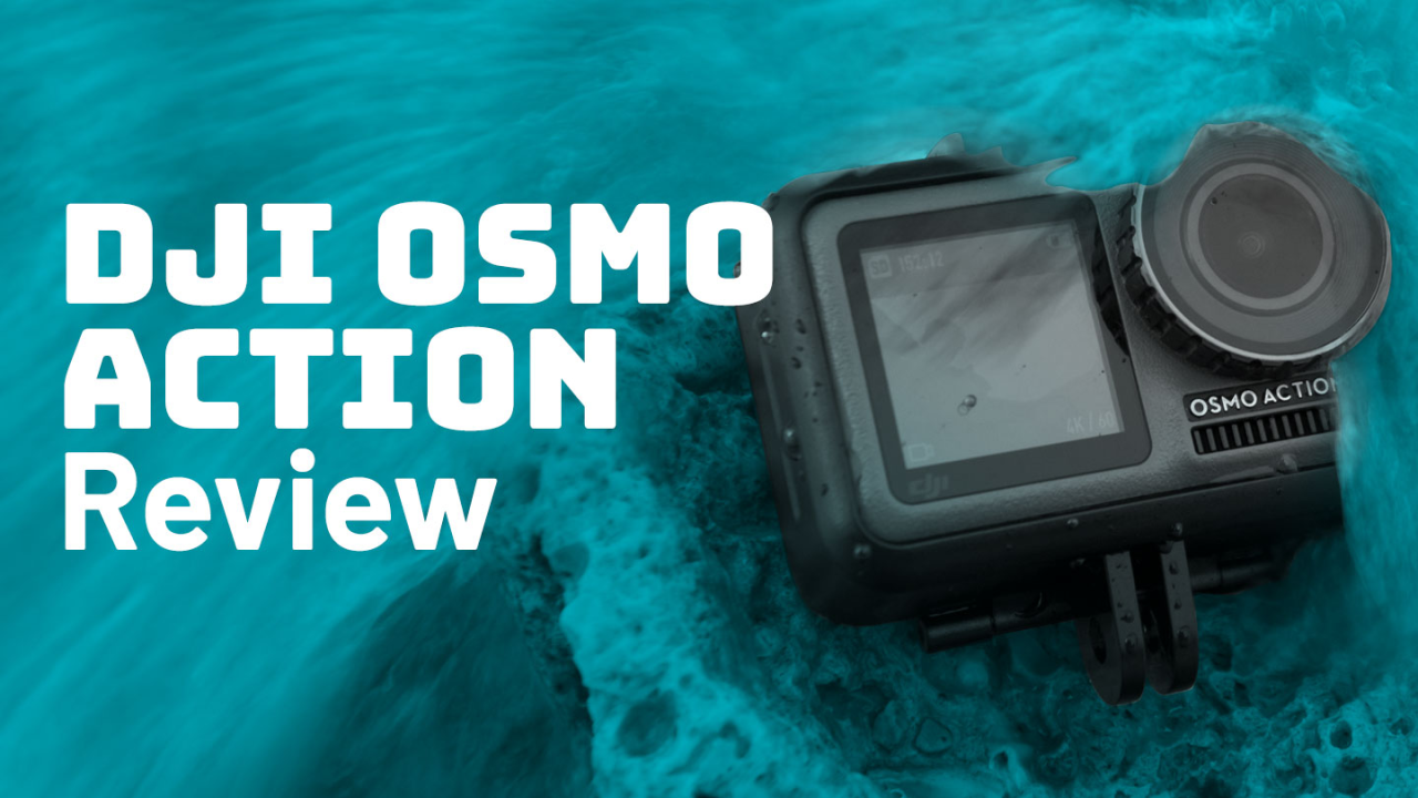 The best action camera for vlogging and selfies: Our DJI Osmo Action review
