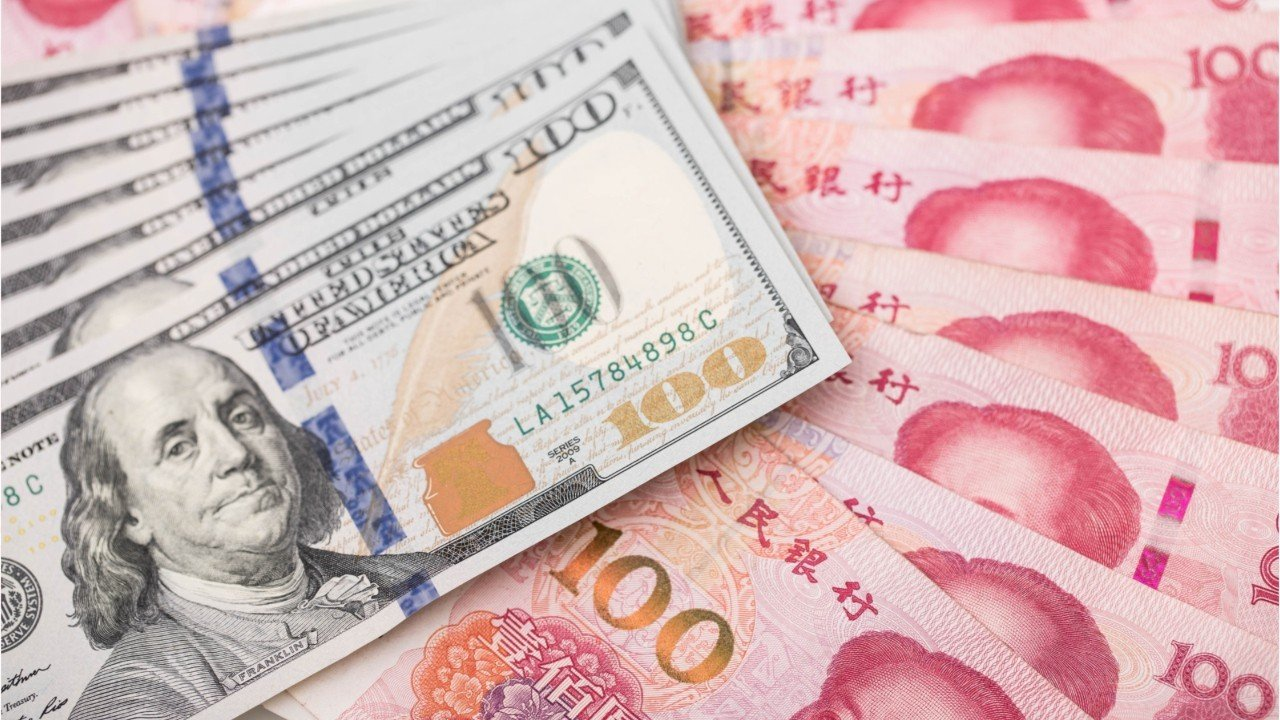 US Treasury's new list of currency manipulators does not include China