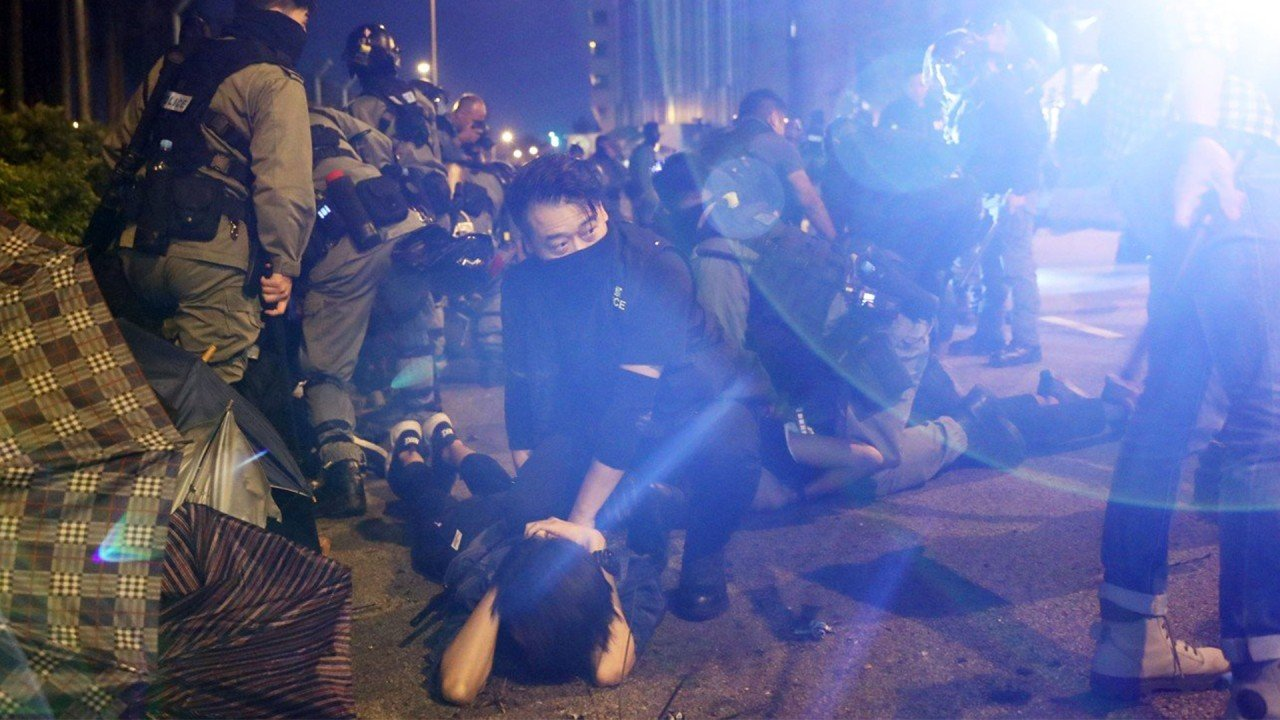Nearly half of US Senate supports Hong Kong democracy bill amid Polytechnic University clashes