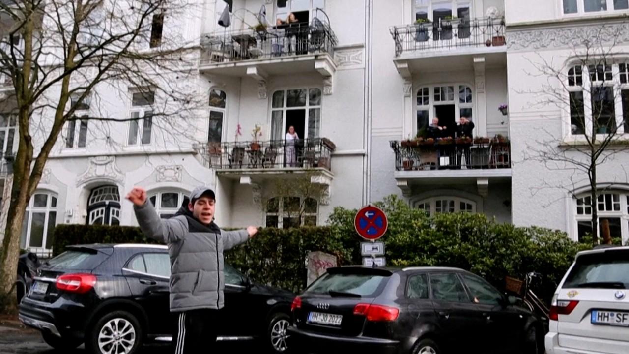 Germany easing out of coronavirus lockdown, as Angela Merkel hails 'fragile success'