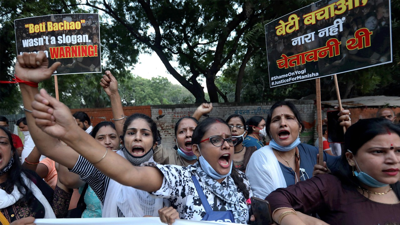 India's lower-caste Dalit women raped 'to keep them in their place': report