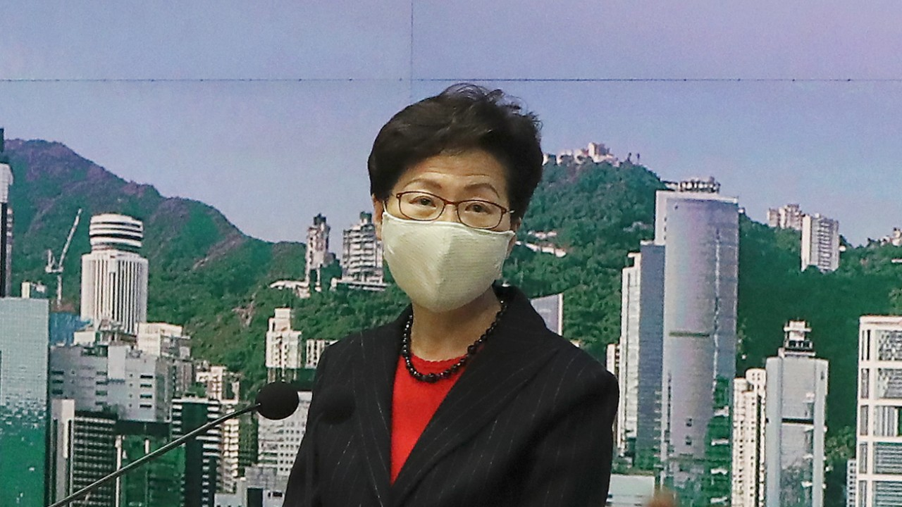 Hong Kong health minister defends social-distancing rules, as city faces two new Covid-19 cases