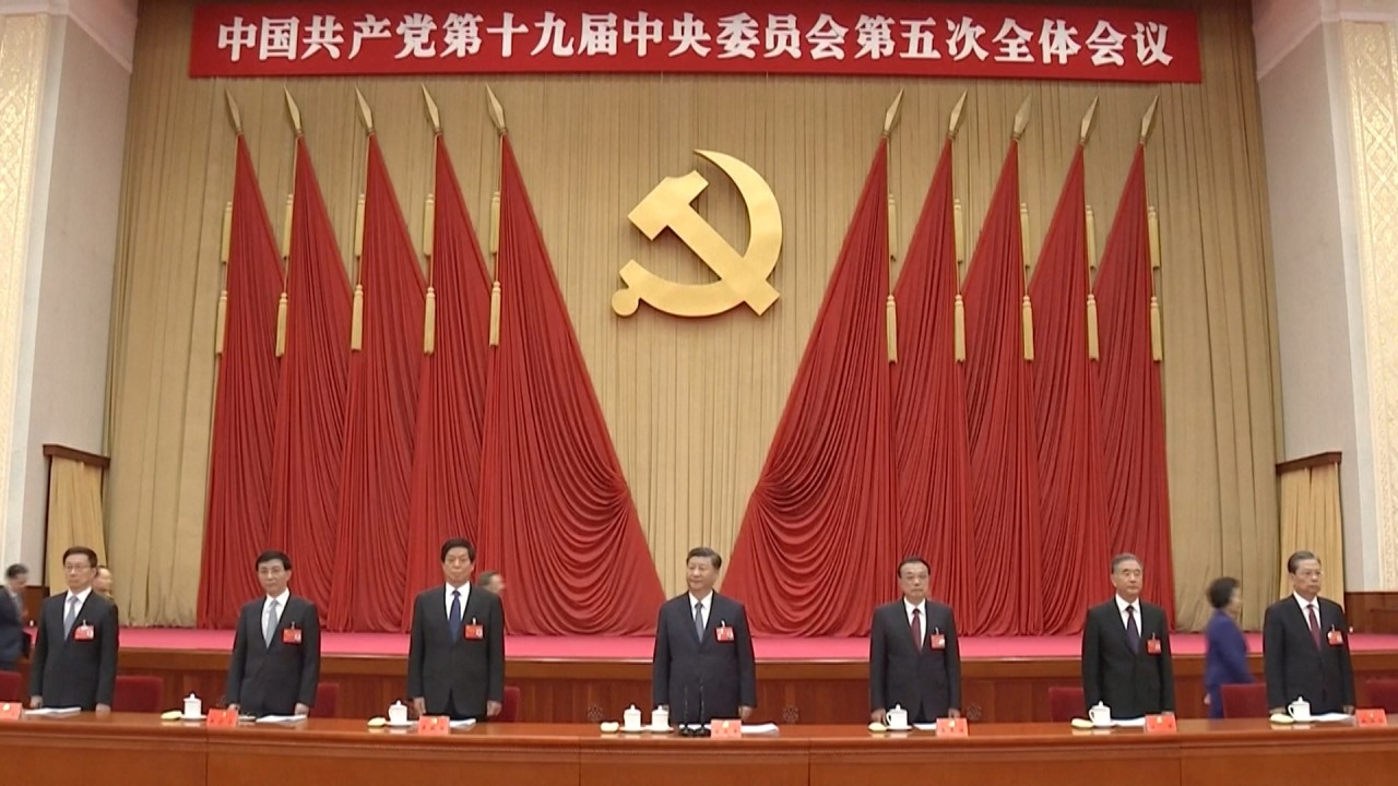 China leaves world in no doubt that nothing will stop its advance